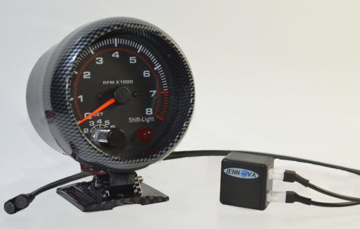 Wireless Tach With Gauge