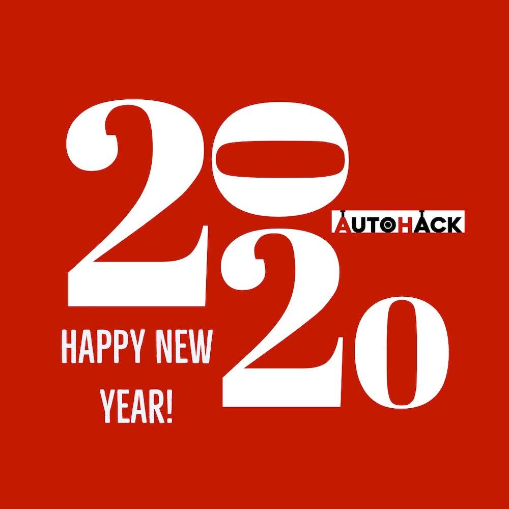 Happy New Year Wireless Tach